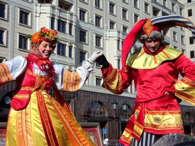 фото масленицы в россии
