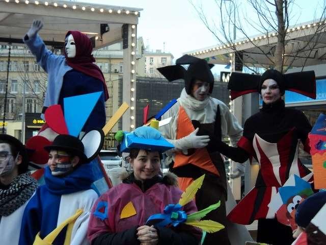 проводы масленицы карнавал