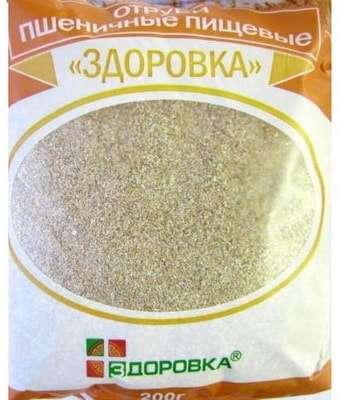 отруби пшеничные чем полезны