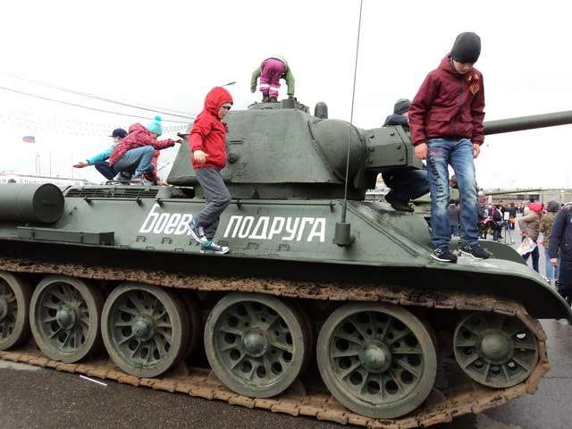 фото танков великой отечественной войны