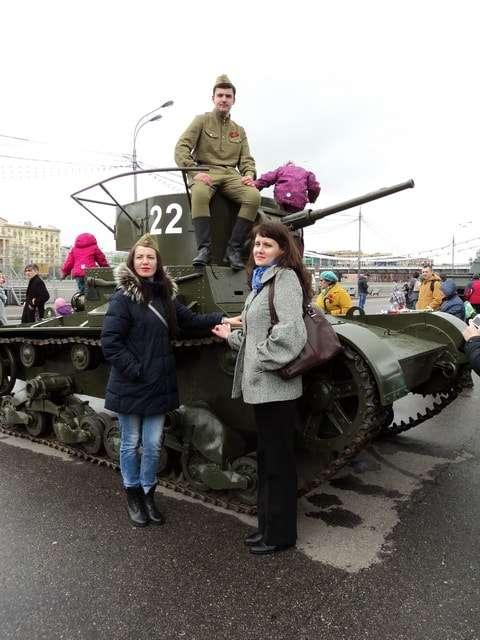 советская военная техника времен великой отечественной войны