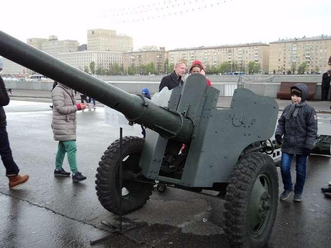 дивизионная пушка