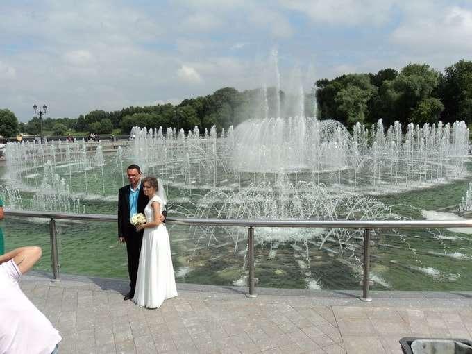 фонтан в царицыно фото