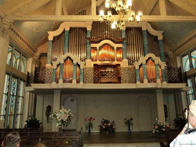 центр органной музыки ливадия
