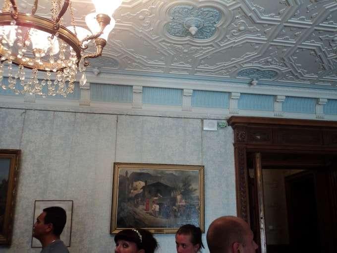 массандровский дворец фото