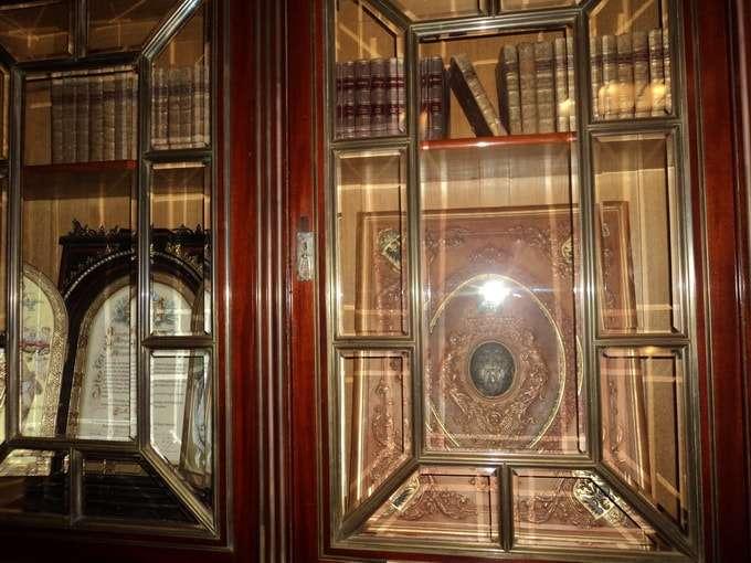 дворцовая библиотека
