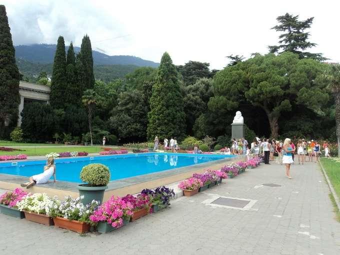 никитский ботанический сад как добраться из ялты