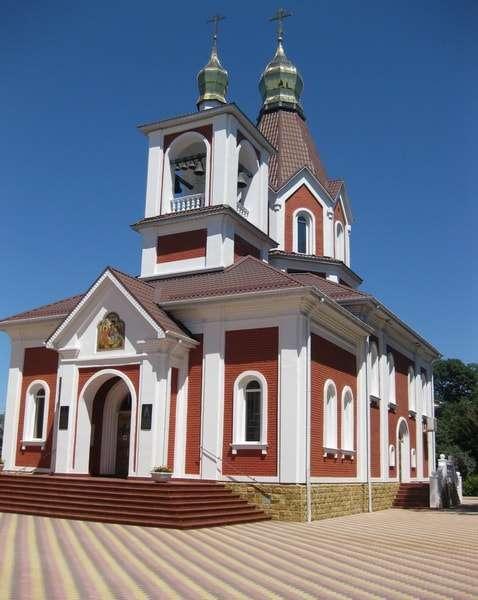 православный храм сергия радонежского