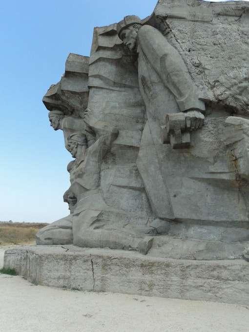 в керчи аджимушкайские каменоломни