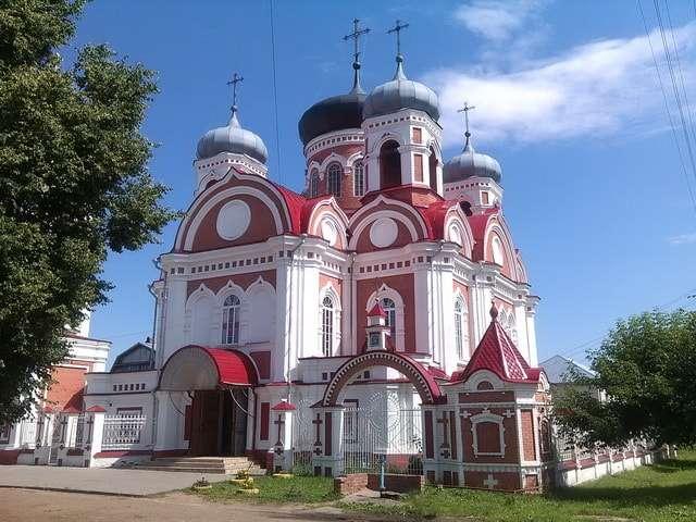 собор в козьмодемьянске фото