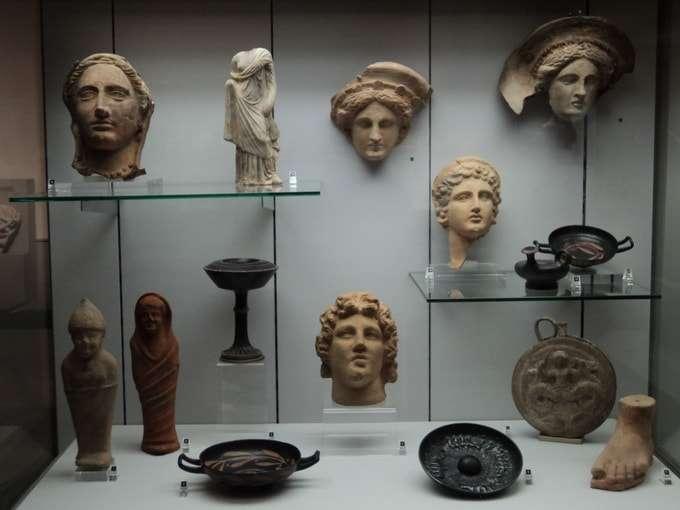 искусство древней италии