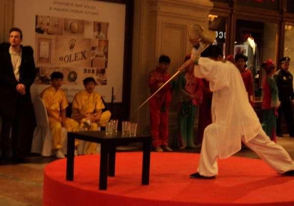 сычуаньская чайная церемония