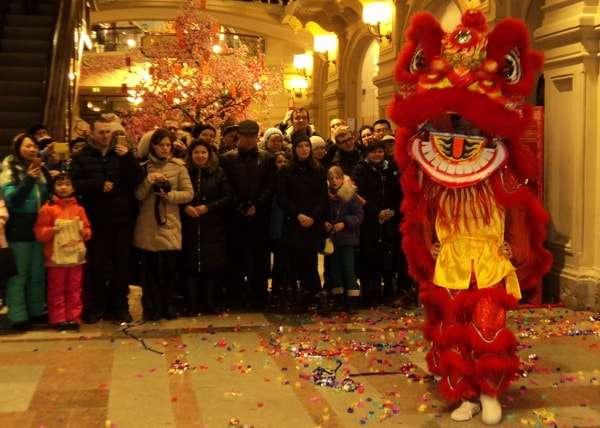 новый год по китайскому календарю 2018