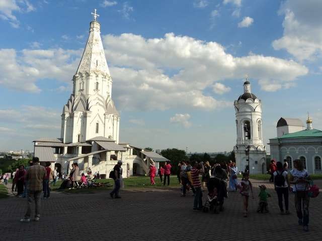 парк коломенское фото