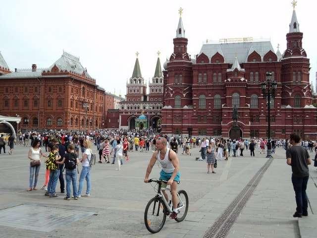 чемпионат мира по футболу фото москва