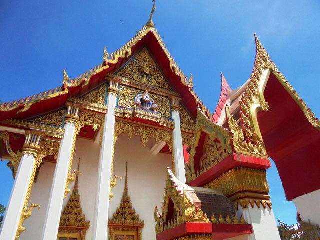 храм чалонг