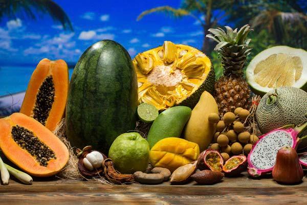 фрукты тайланда фото с названиями и описанием