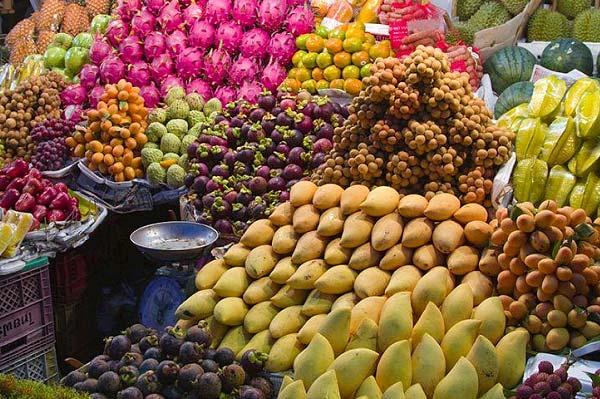 тайские фрукты названия и фото