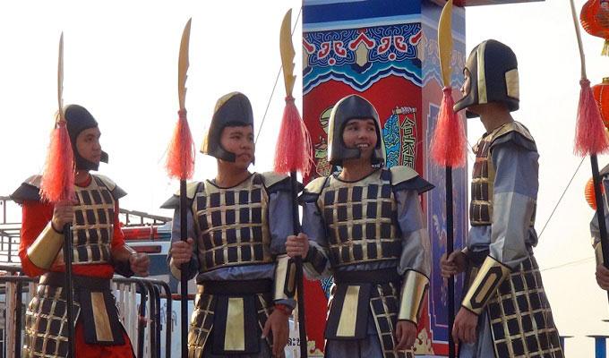 Китайский Новый Год в Тайланде. Традиции праздника