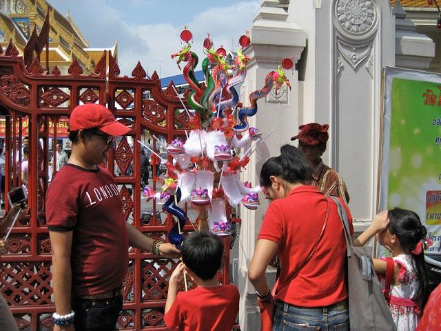 Китайский Новый Год в Тайланде.