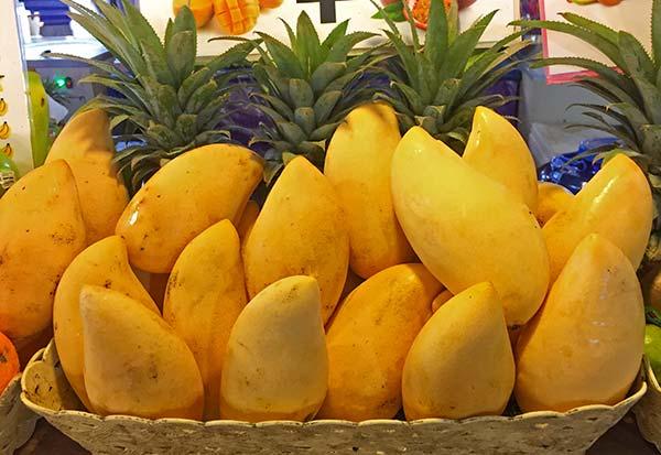 тайский фрукт манго