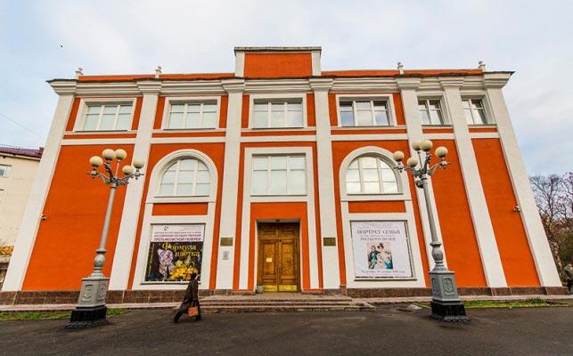 мурманск музеи