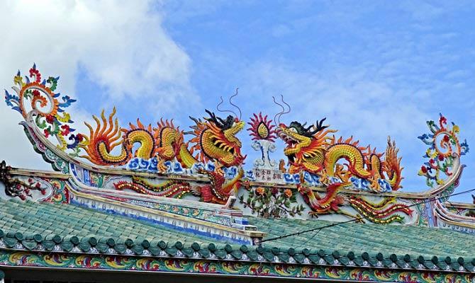 китайская культура и традиции