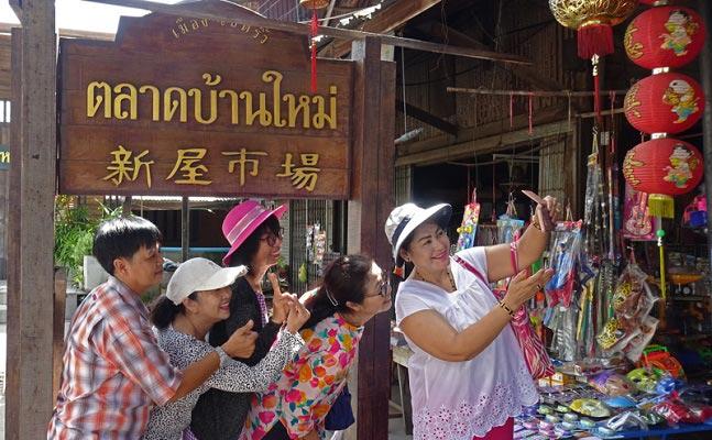 китайцы в тайланде