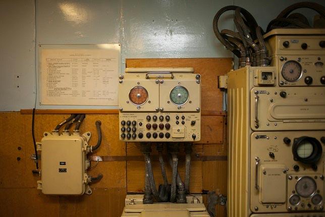 приборы корабля