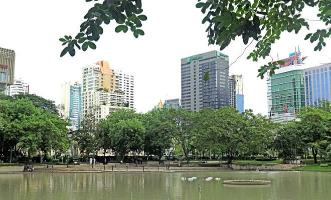 кварталы города