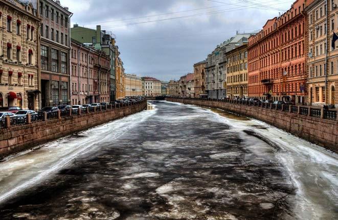зимой что посмотреть в санкт петербурге