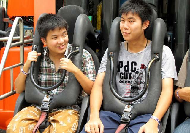 парк развлечений в бангкоке