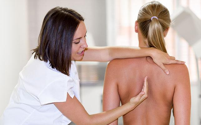 грудной остеохондроз в домашних условиях лечение