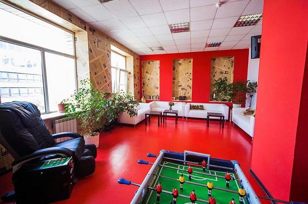 комната отдыха настольные игры