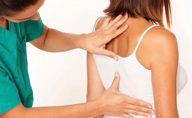 признаки остеохондроза грудного отдела позвоночника у женщин