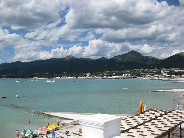 кабардинка набережная и пляж фото