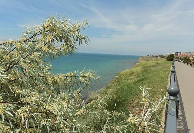 море маяк