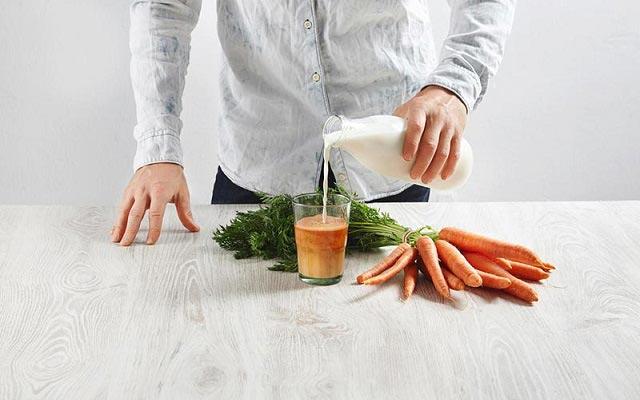 морковный сок как правильно принимать