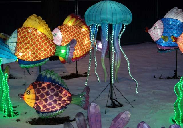 фестиваль волшебных китайских фонарей сокольники